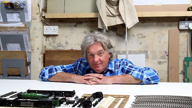 James May: The Christmas Reassembler Special 28 Dec on BBC-4
