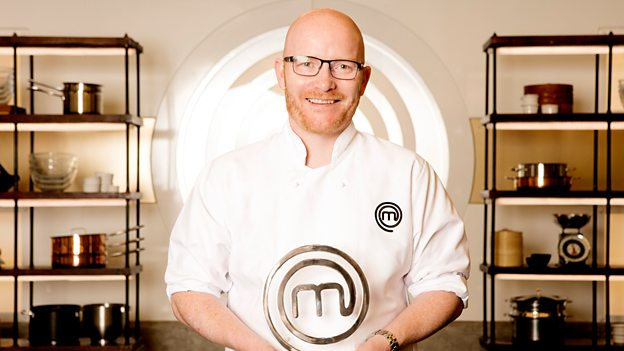 MasterChef: The Professionals Champion 2016 Gary MacLean