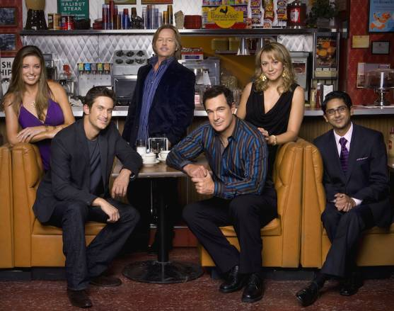 Rules Of Engagement Cast