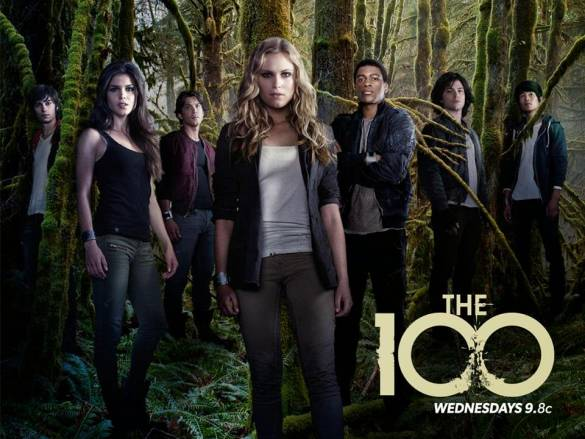 The 100 CW Cast