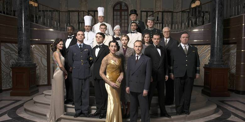The Halcyon Premieres on ITV on Mon 2 Jan at 9.00pm