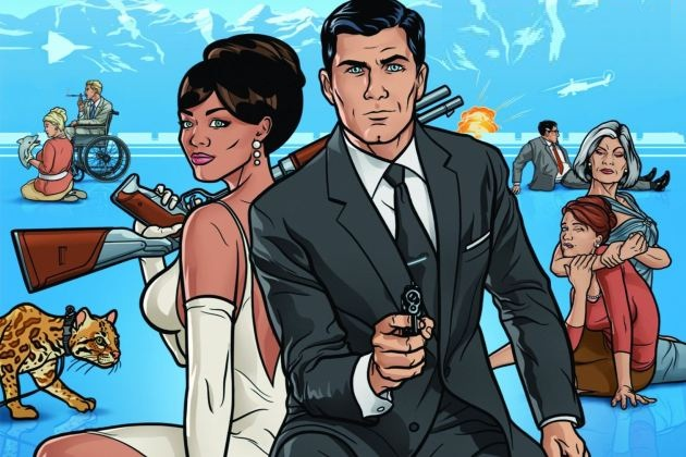 Archer Moves to FXX