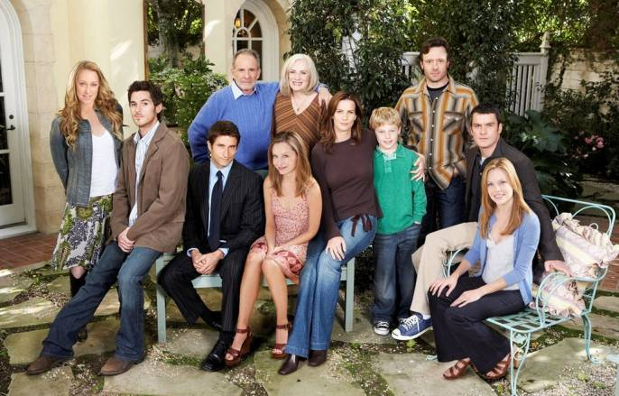Brothers & Sisters (ABC 2006-2011, Calista Flockhart, Sally Field)