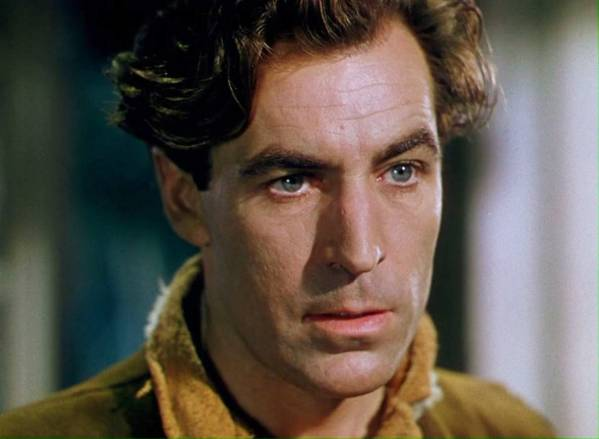 David Farrar in Black Narcissus