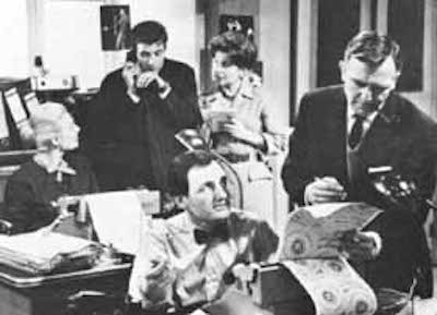 Deadline Midnight ITV - ATV 1960-1961