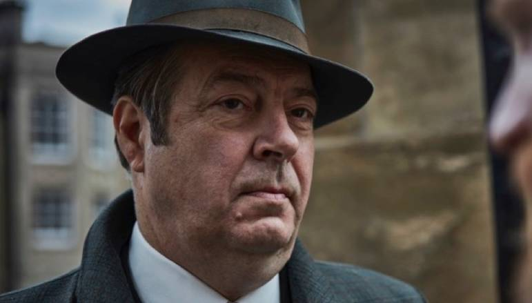 Endeavour Interviews: Roger Allam is DI Fred Thursday