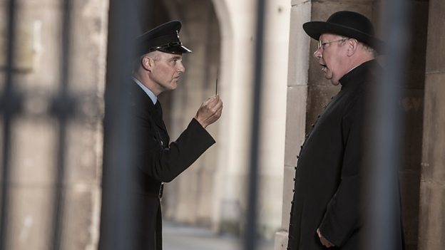 Father Brown The Penitent Man