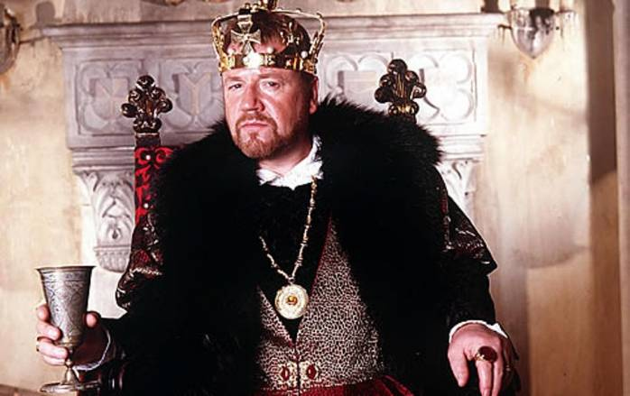 Henry VIII (ITV 2003, Ray Winstone, Sean Bean) | Memorable TV