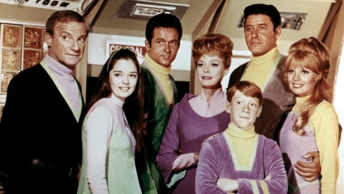 Lost in Space (CBS 1965-1968, Guy Williams, June Lockhart)
