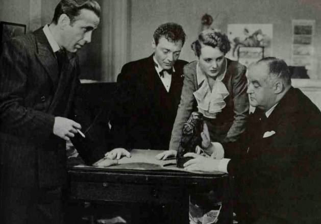 The Maltese Falcon Cast