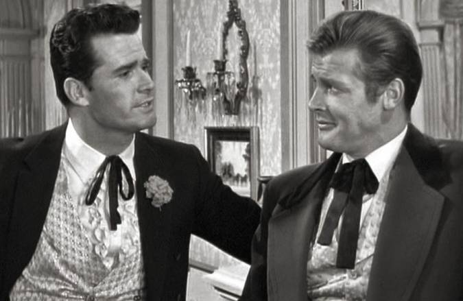 Maverick James Garner and Roger Moore