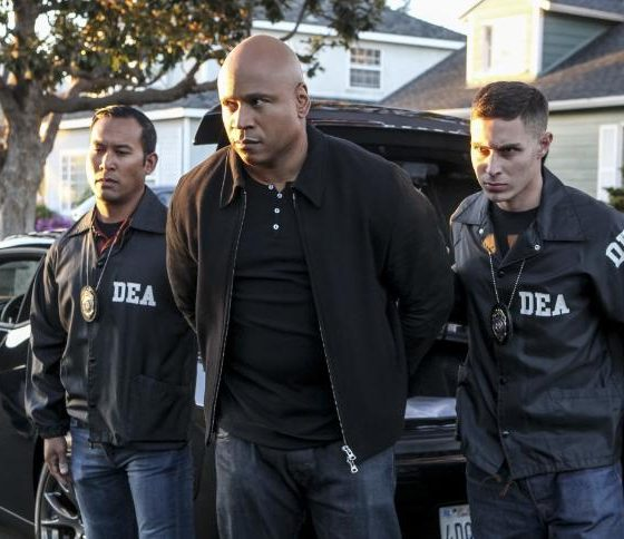 NCIS Los Angeles Hot Water