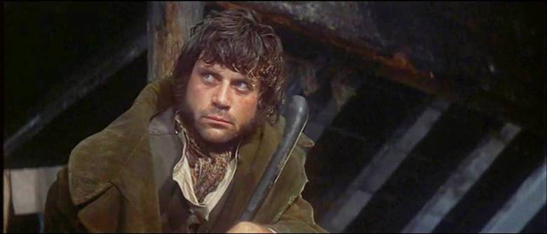 Oliver Reed as Bill Sykes