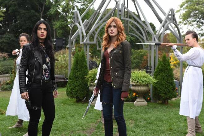 Shadowhunters Iron Sisters.