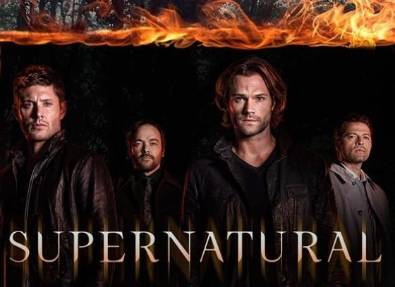 Supernatural: Stuck In The Middle (With You) (The CW 16 Feb 2017, with Samantha Smith)