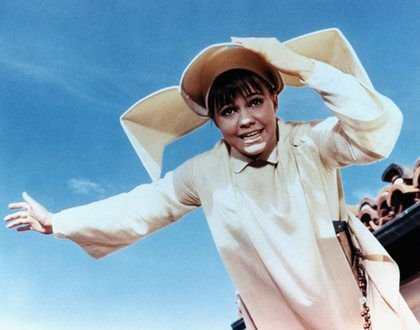 Flying Nun, The (ABC 1967-1970, Sally Field, Marge Redmond)