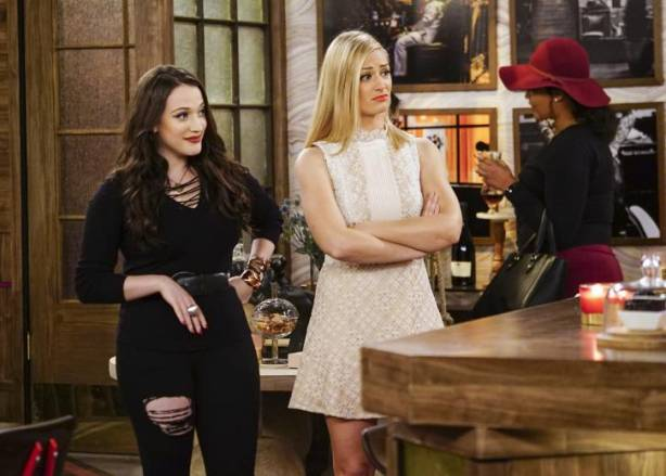 2 Broke Girls And the Turtle Sense