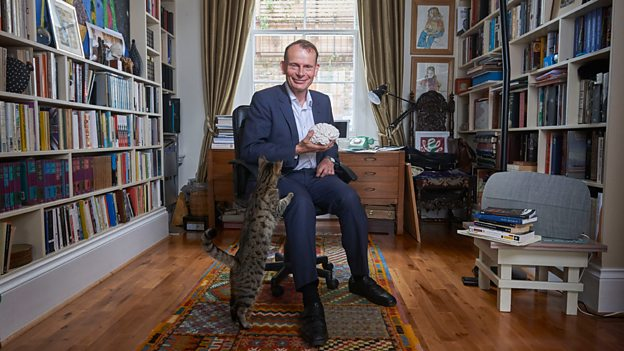 Andrew Marr My Brain and Me