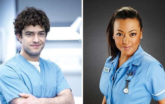 Holby City Lee Mead Jay Jacobs