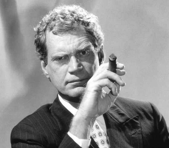 TV Legends: David Letterman