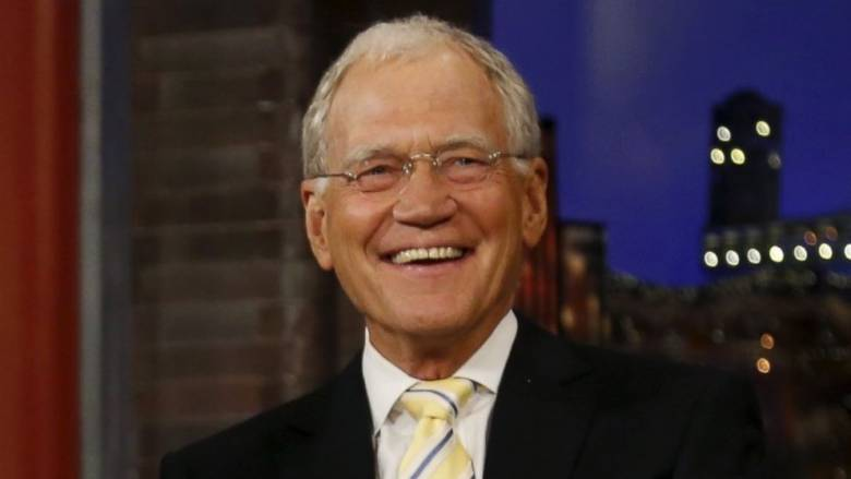 TV Legends - David Letterman