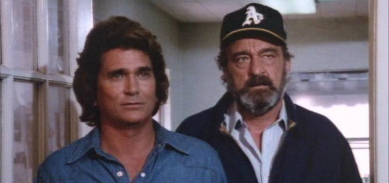 Highway to Heaven (NBC 1984-1989, Michael Landon, Victor French)