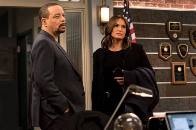 Law and Order SVU No Surrender