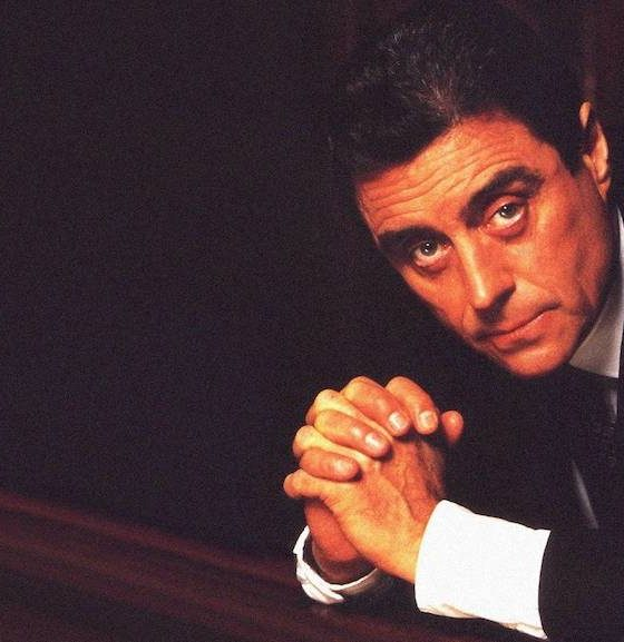 Ian McShane as Madson