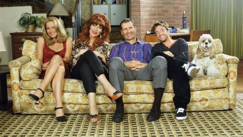 Married… With Children (Fox 1987-1997, Ed O'Neill, Katey Segal)