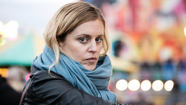 Denise Gough in BBC thriller Paula, first look image