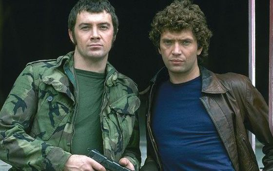 The Professionals Bodie and Doyle