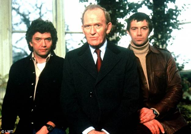 The Professionals Cast
