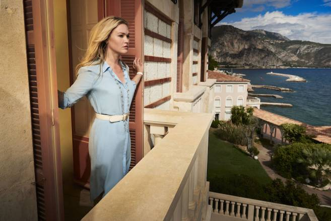 Riviera Julia Stiles Sky Atlantic 2017