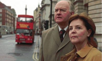 Sparkling Cyanide ITV 2003 Oliver Ford Davies and Pauline Collins