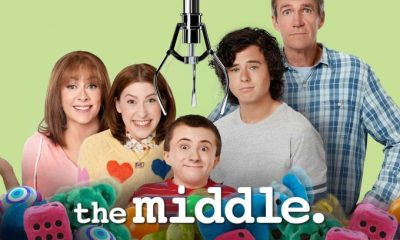 The Middle: Swing and a Miss (ABC 7 Mar 2017, with Brooke Dillman)