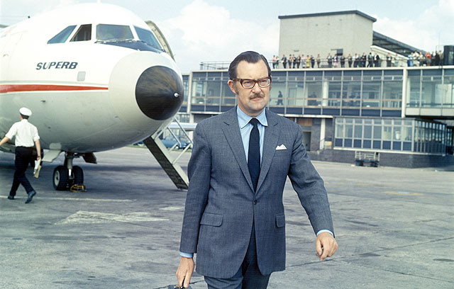 Whicker's World (BBC-ITV 1958-1994, Alan Whicker)