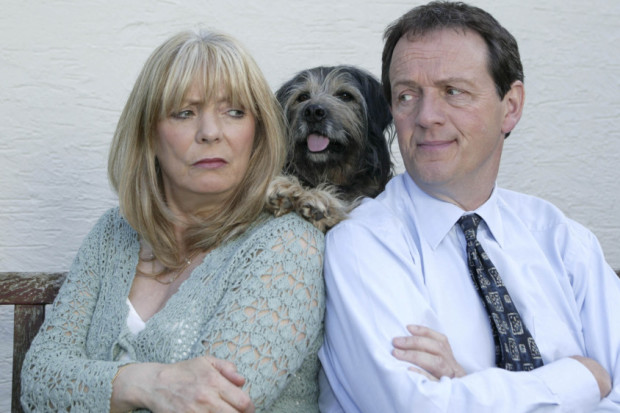 Who Gets The Dog? (ITV 2007, Kevin Whately, Alison Steadman)