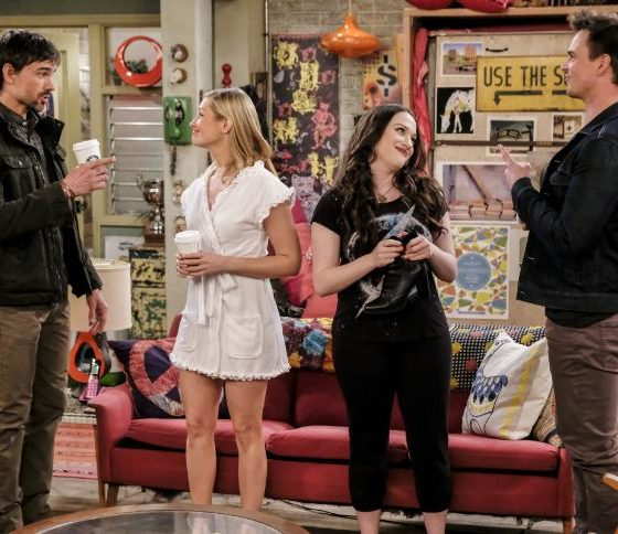 2 Broke Girls and the Alley-Oops