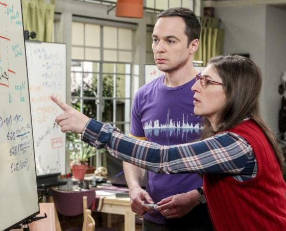 Big Bang Theory The Recollection Dissipation.