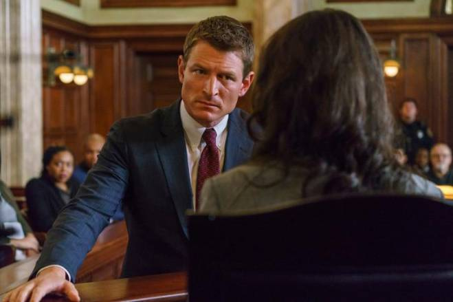 Chicago Justice Double Helix