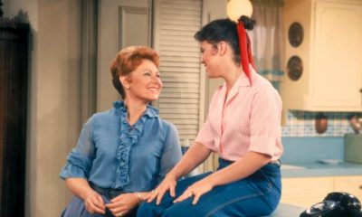 Classic TV Moms Marion Cunningham in Happy Days