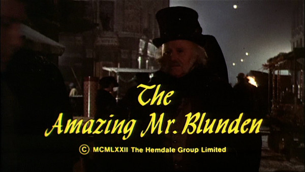 Classic Ghost Movies The Amazing Mr Blunden