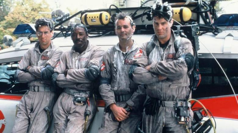 Classic Ghost Movies Ghostbusters
