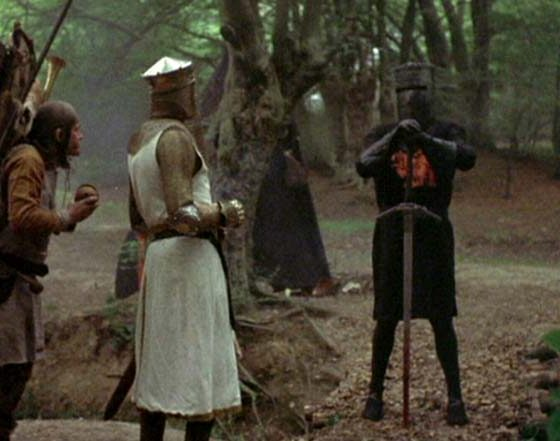 Classic Comedy Moments Monty Python and the Holy Grail
