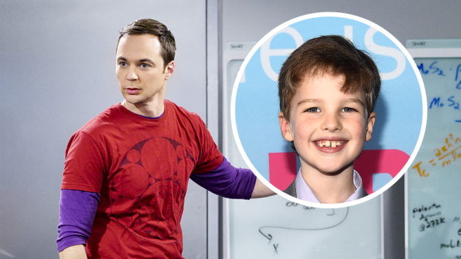 CBS Big Bang Theory Prequel Young Sheldon goes to series.