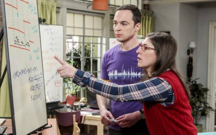 Big Bang Theory The Collaboration Fluctuation