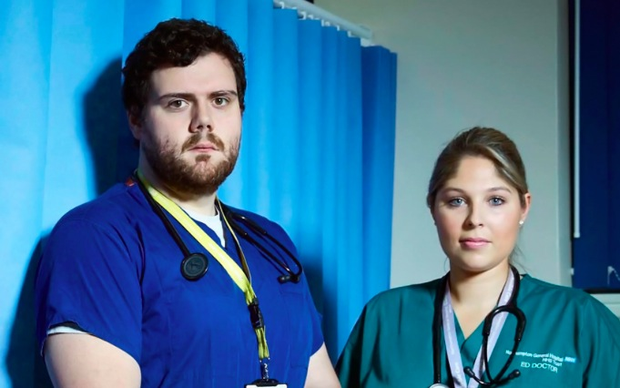 Confessions of a Junior Doctor Channel 4