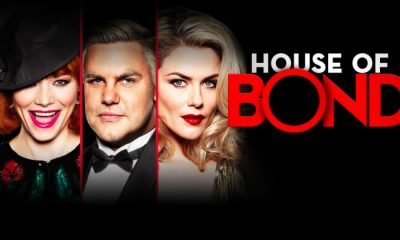 House of Bond Channel 9 2017