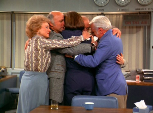 Classic TV Moments The Mary Tyler Moore Show Final Episode