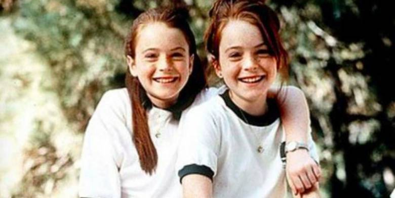 The Parent Trap Remake with Lindsay Lohan